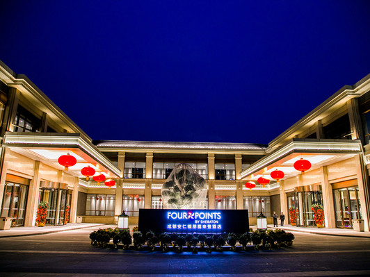 Cooperation case:the fupeng sheraton hotel in